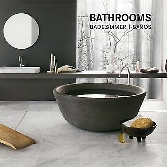 Bathrooms by Claudia Martinez Alonso - 9783864075834 Book