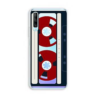 Huawei P Smart Pro Transparent Case (Soft) - Voici votre bande