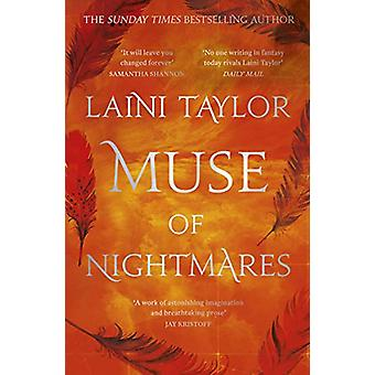 Muse of Nightmares - the magical sequel to Strange the Dreamer by Lain