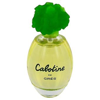 Cabotine Eau De Toilette Spray (Tester) By Parfums Gres 3.4 oz Eau De Toilette Spray