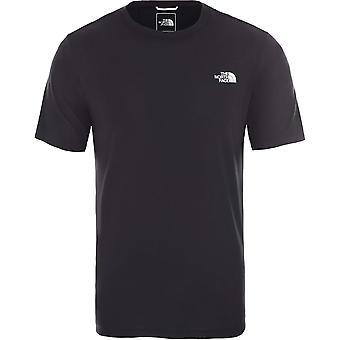 The North Face Train N Logo T94CFGJK3 utbildning året runt män t-shirt