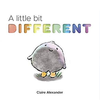 A Little Bit Different by Claire Alexander - 9780711245457 Book