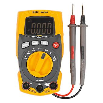 Sealey Mm104 professionelle Auto-Ranging Digital-Multimeter