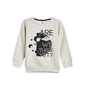 Esprit Kids' Cotton Sweatshirt With A Front Print