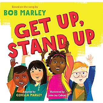 Get Up - Stand Up by Cedella Marley - 9781452171722 Book