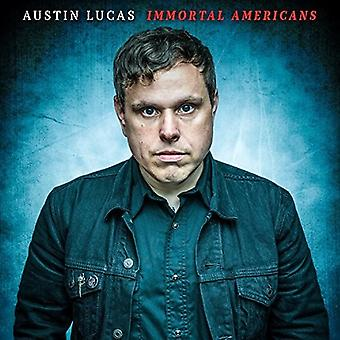 Austin Lucas - Immortal Americans [CD] USA import