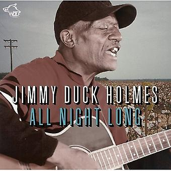 Jimmy Duck Holmes - All Night Long [CD] USA import