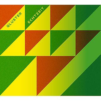 Qluster - Echtzeit [CD] USA import