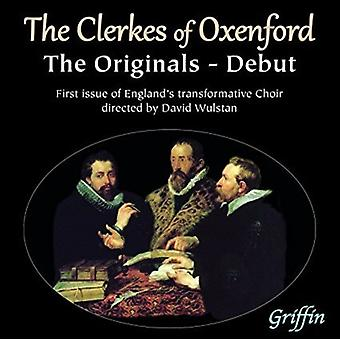 Clerkes of Oxenford / Wulstan, David - Clerkes of Oxenford - Debut: The Originals [CD] USA import