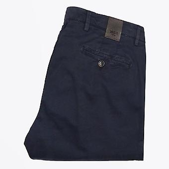 Briglia  - Peached Cotton Chinos - Navy