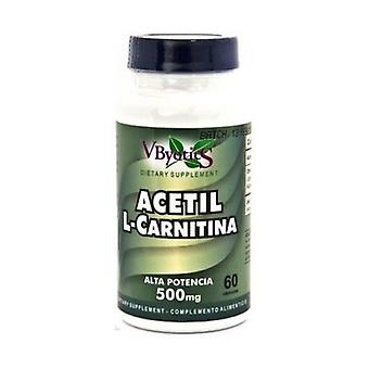 Acetyl L-Carnitine 60 capsules of 500mg