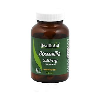 Boswelia 60 capsules of 520mg