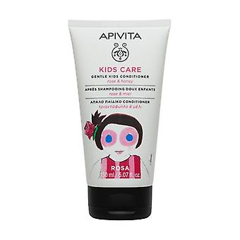 Gentle Kids Conditioner With Rose and Honey 150 ml