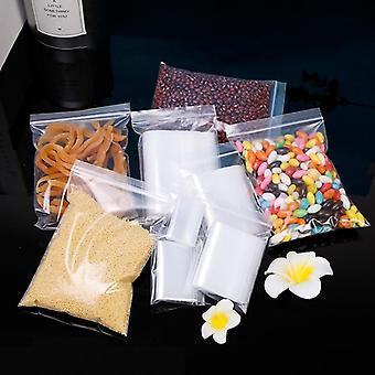 Transparent Pe Ziplock Plastic Bags
