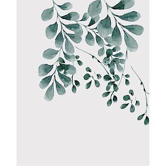 Plant Leaf Landscape Picture Diy Oil Painting By Number