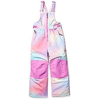 Essentials Girls' Toddler Vandafvisende Sne Bib, Ombre Pink, 2T