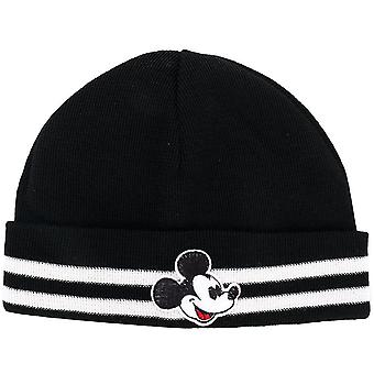 Gcds Ezcr049001 Women's Black Wool Hat