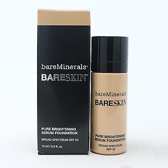 Bareminerals Bareskin Pure Brightening Serum Foundation 0.5oz/15ml Nouveau avec boîte