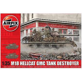 Airfix A1371 M-18 Hellcat 1:35 Maßstab