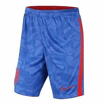 2020-2021 Anglia Nike Away Shorts (Niebieski) - Dzieci
