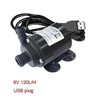 Micro Aquarium Submersible Mini Water Pump For Fish Tank