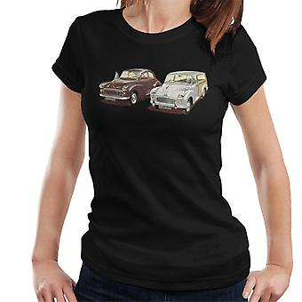 Morris Minor Classic British Motor Heritage Women's T-Shirt