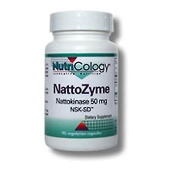Nutricology/ Allergy Research Group NattoZyme (Nattokinase), 300 Softgels