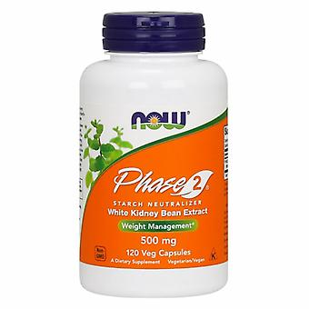 Jetzt Lebensmittel Phase 2 Stärke blocker, 500 mg, 120 Vcaps