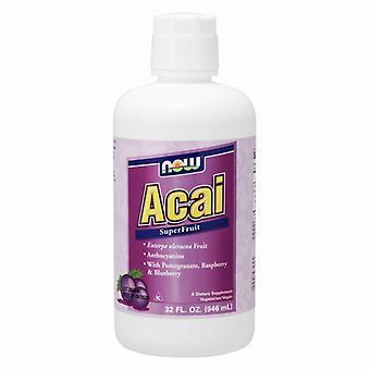 Nå Foods Acai, Pluss Juice Blanding 32 Oz