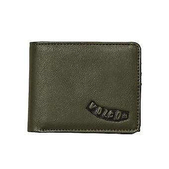 Volcom Bifold lompakko ~ Pistooli sotilaallinen