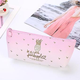 Kawaii Small Fresh Print Estuches School Pencil Box Bag School