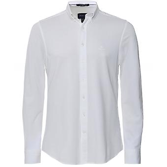 GANT Slim Fit Tech Prep Pique Shirt