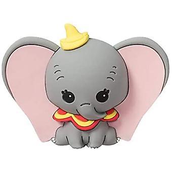 Magnet 3D Foam Dumbo