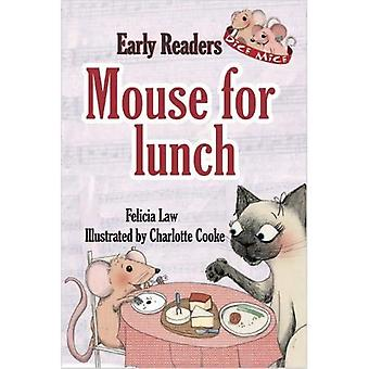Mouse for Lunch (Dice Mice� Readers)