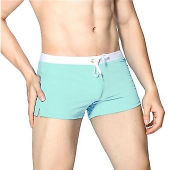 Men Swimsuit Maillot Boxer Shorts Swim Trunks Swimming Surf Banadores