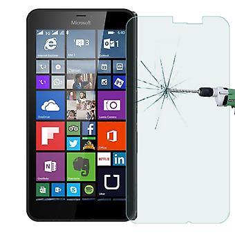 2PCS voor Microsoft Lumia 640 XL 0,26 mm 9H+ Surface Hardness 2.5D Explosiebestendige tempered glass film