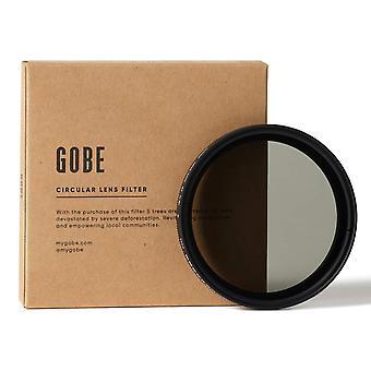 Gobe ndx 67mm variable nd lens filter (1peak)
