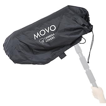 Movo crc31 storm raincover protector for dslr cameras, lenses, photographic equipment (xl size: 31 x