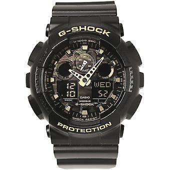 G-Shock GA-100CF-1A9ER G-Shock Alarm Chronograph