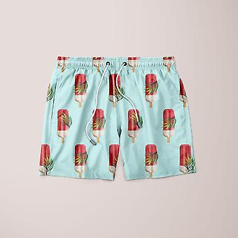 Tropical popsicles shorts