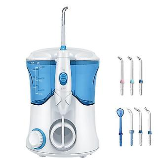 Water Flosser Oral Irrigator, 7 Multifunctional Jet For Braces