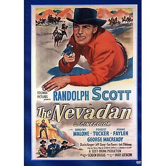 Nevadan [DVD] USA import