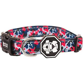 Drip Camo - France | Collier