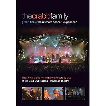 Crabb Family - Grand Finale [DVD] USA import