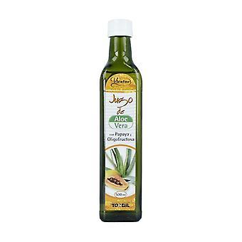 Vitaloe Juice Aloe Vera and Papaya 500 ml