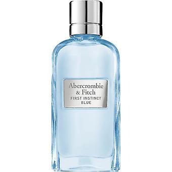 Abercrombie & Fitch First Instinct Blue for Her Eau de Parfum 100ml Spray