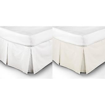 Belledorm Easy Fit Pleated Plate-forme Valance