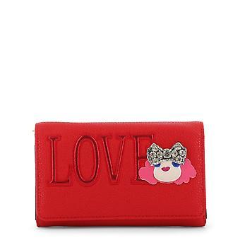 Love moschino women's clutch bag various colours jc5652pp07kh