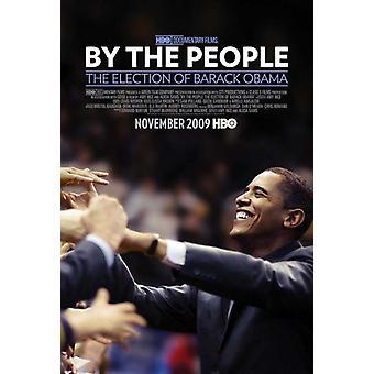 Ihmiset valinta Barack Obama elokuvajuliste (11 x 17)