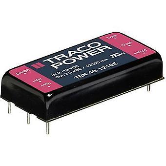 TracoPower TEN 40-2411E DC/DC converter (print) 8000 mA 40 W No. of outputs: 1 x